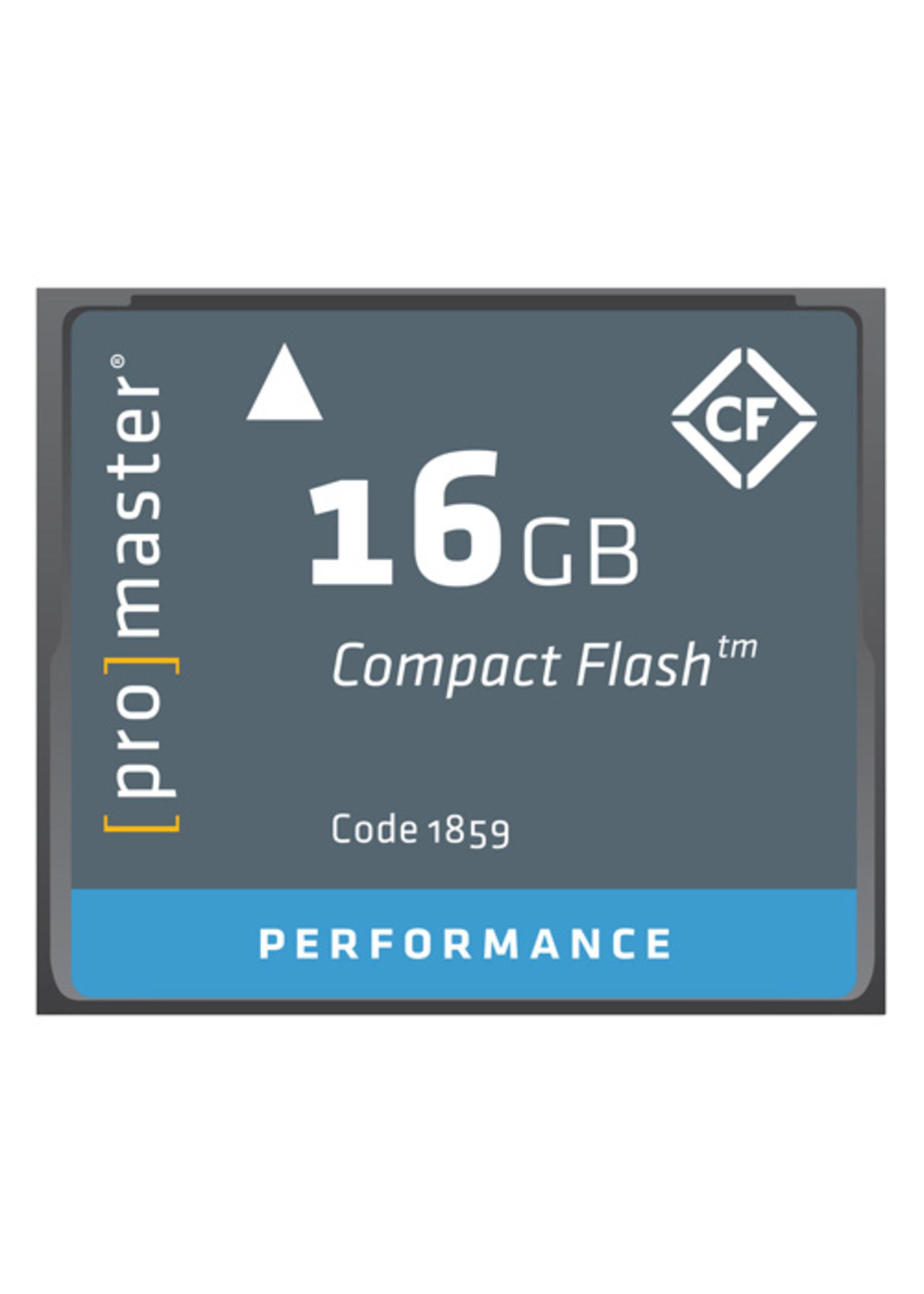 ProMaster ProMaster 16 CF Performance - 2021