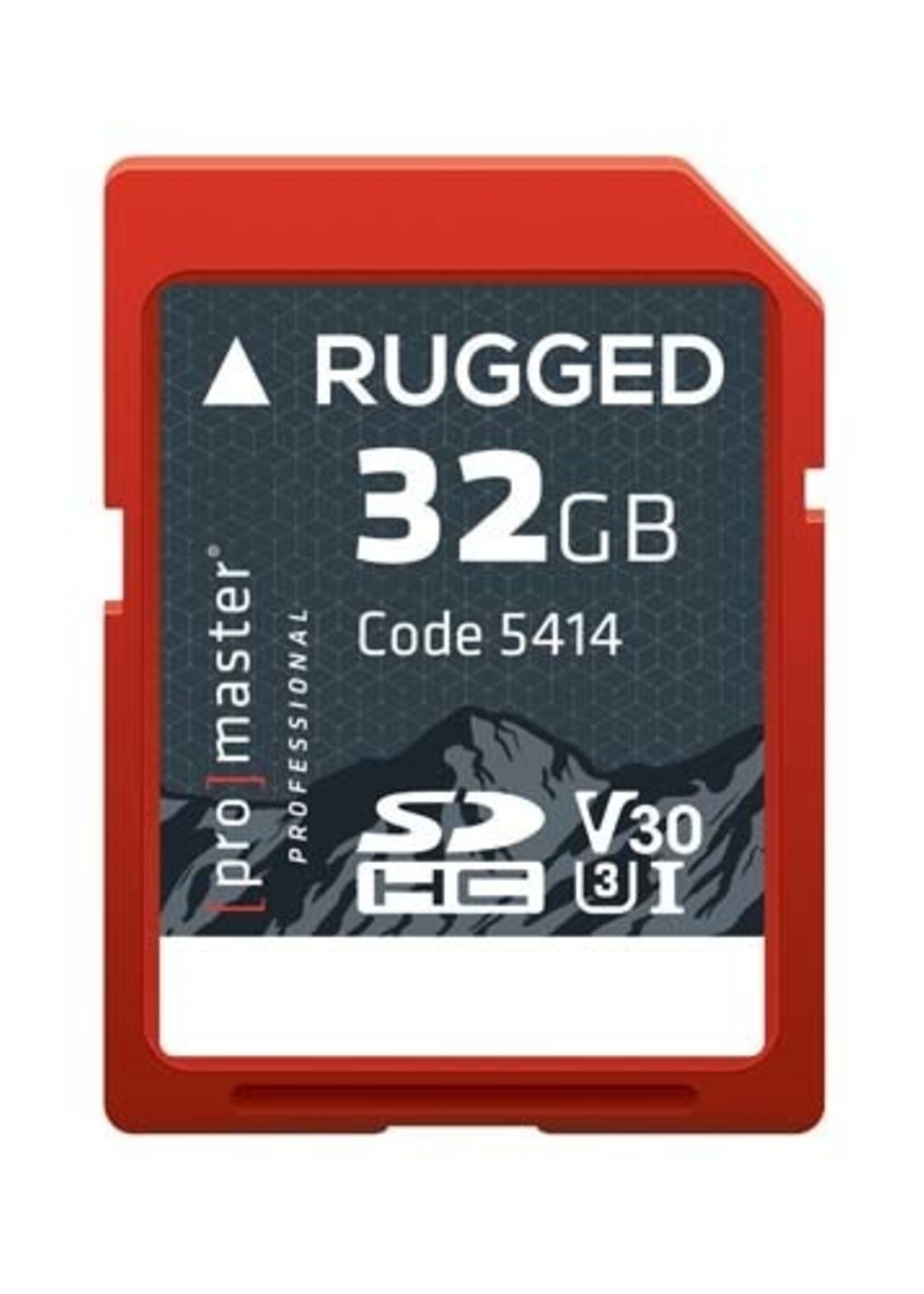 ProMaster ProMaster 32GB Rugged 100MB/s - 2021
