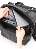 A&A Artisan & Artist Backpack/Sling Bag (Gray)