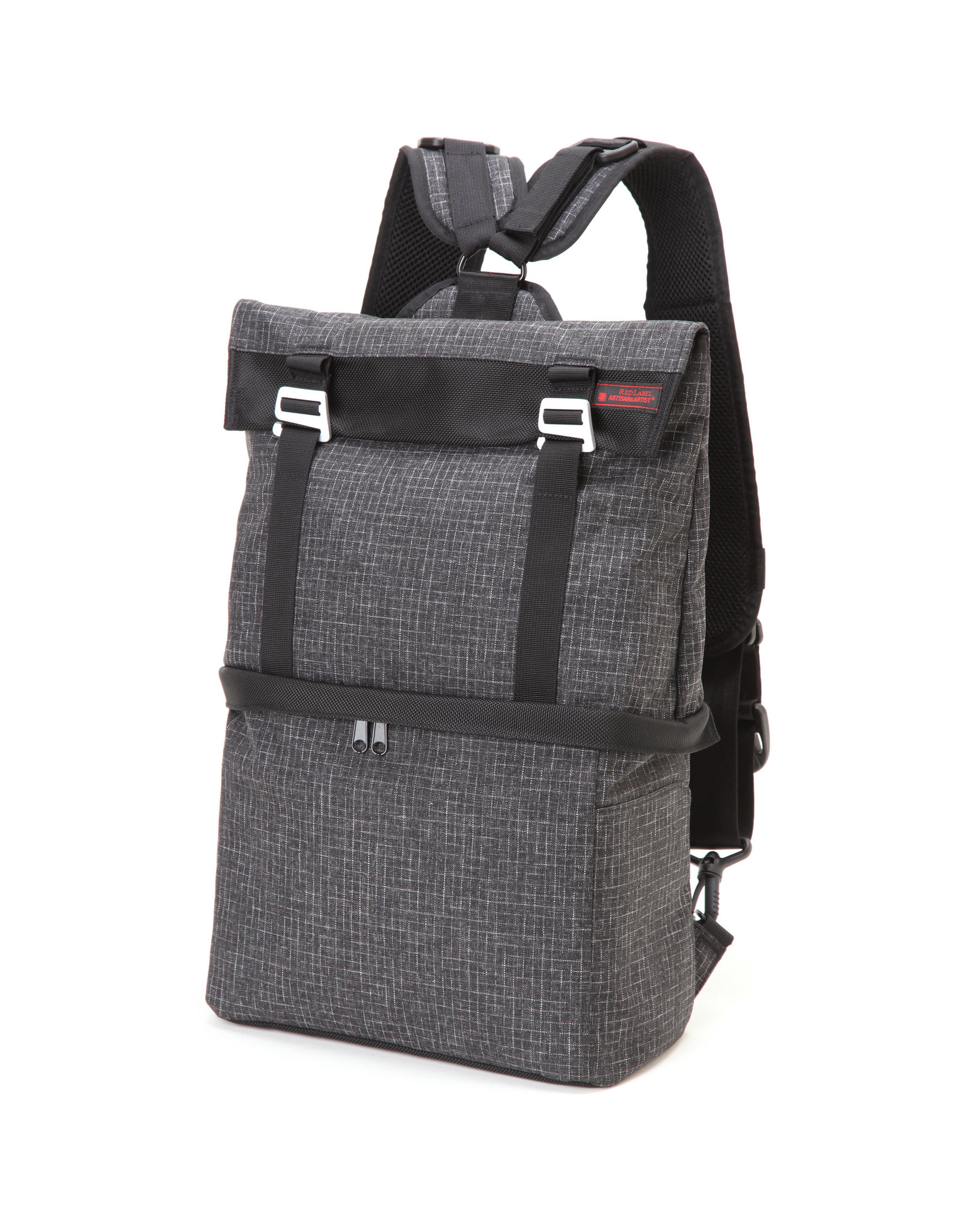A&A Red Label Artisan&Artist BackPack Camel Grey