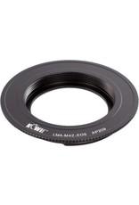 KIWI ProMaster Kiwi T-Mount Lens to EOS Canon