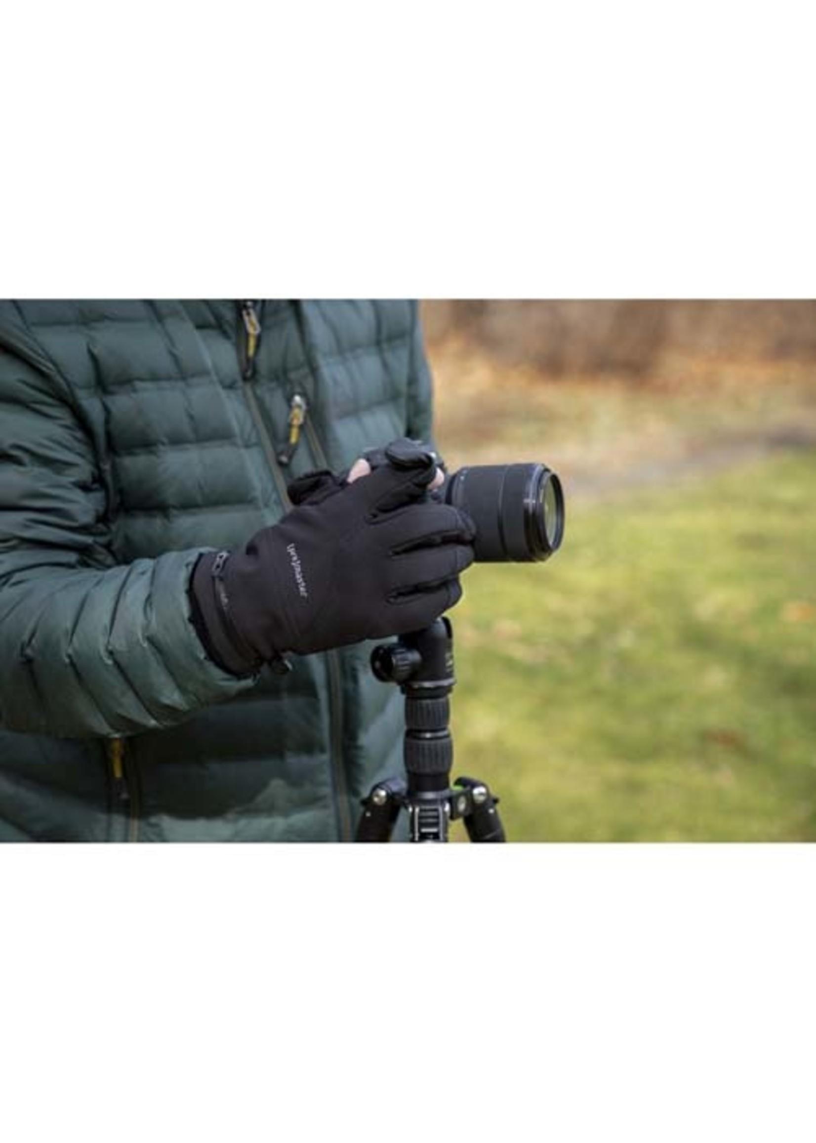 ProMaster Gloves - V2 - Large - Black