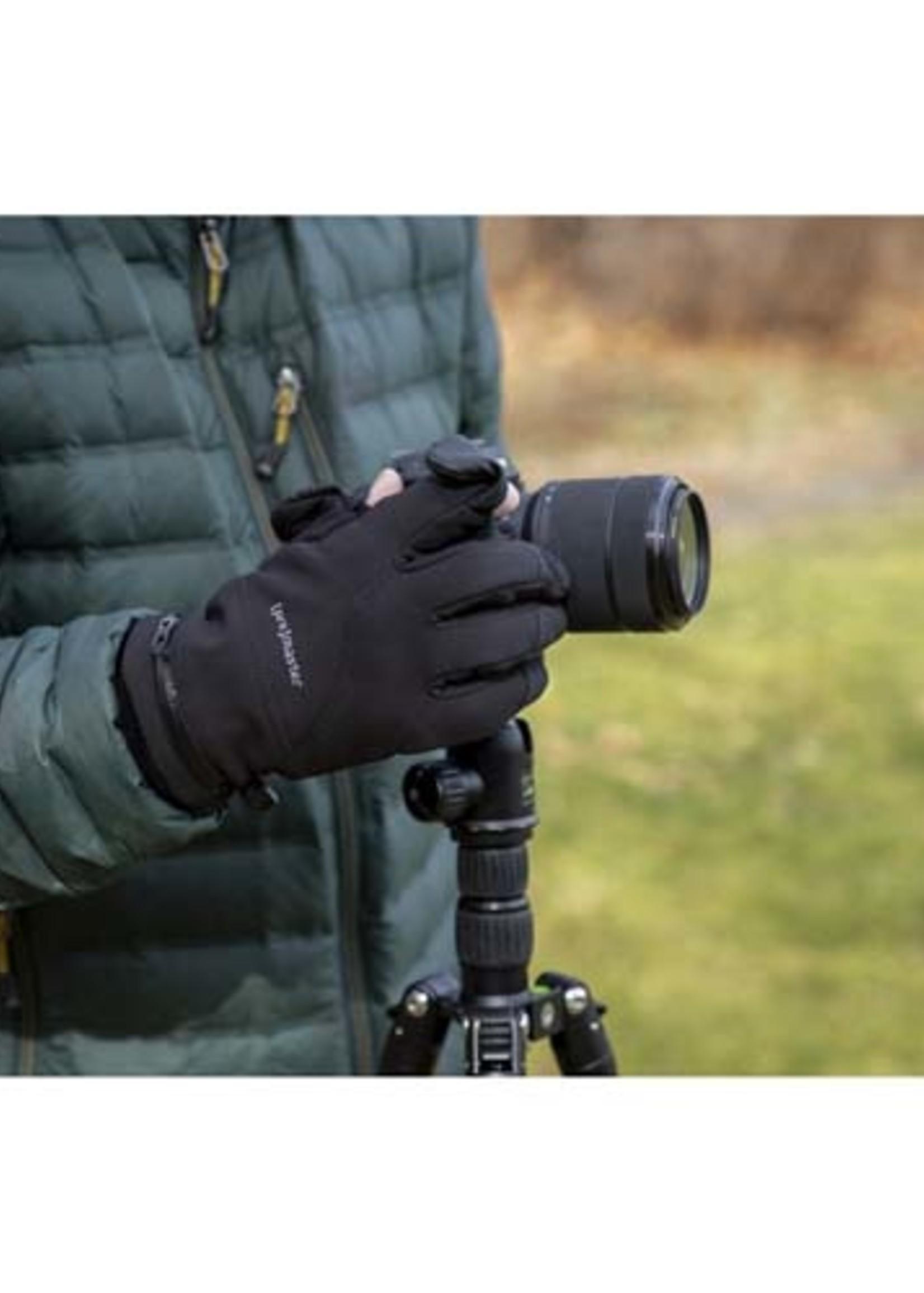 ProMaster Gloves - V2 - Med - Black