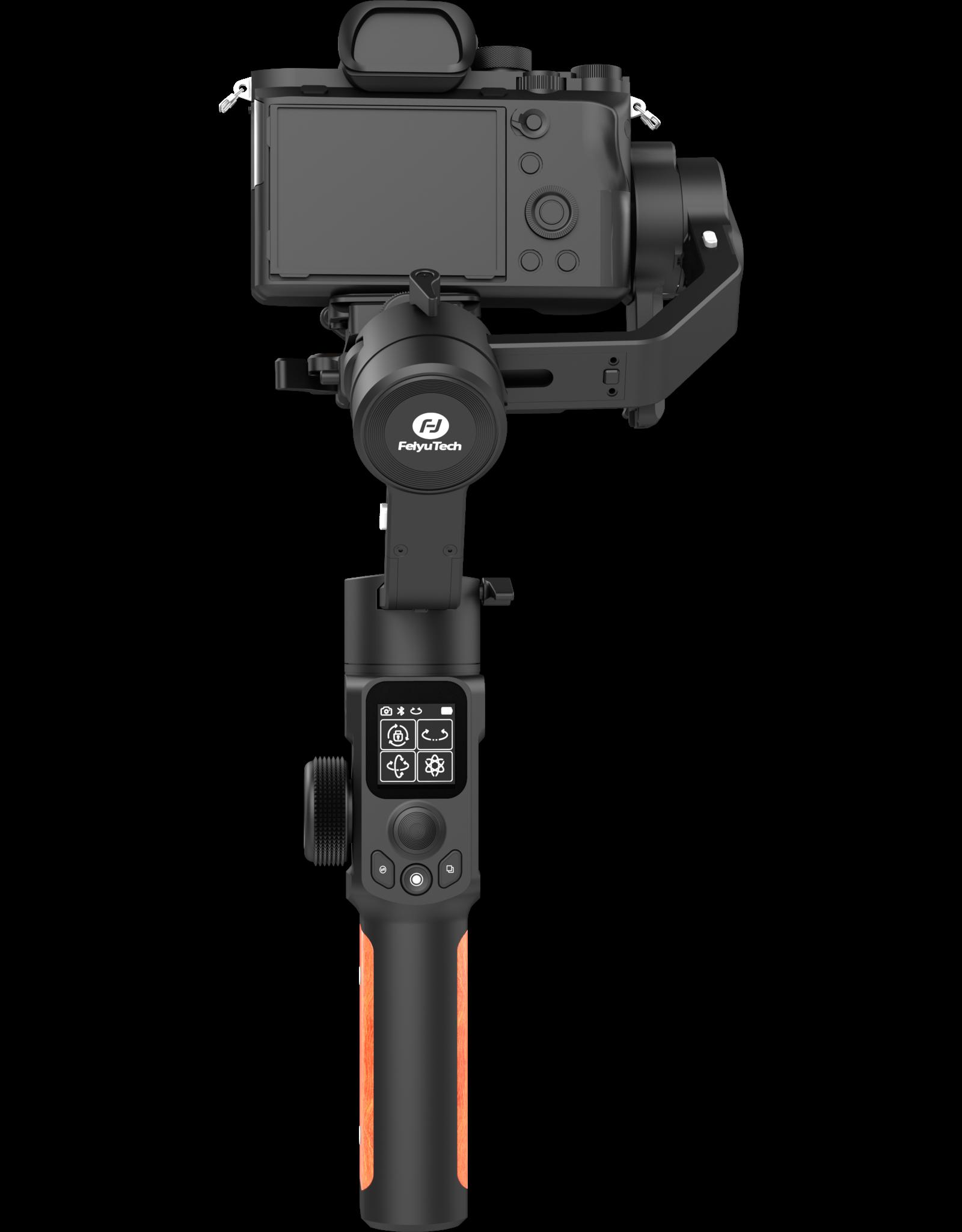Feiju Tech FeiyuTech 3-Axis Stabilized Handheld Gimbal  AK2000s