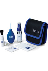 ZEISS LENS CLEANING KIT IN A HIGH QUALITY MATERIAL BELT BAG