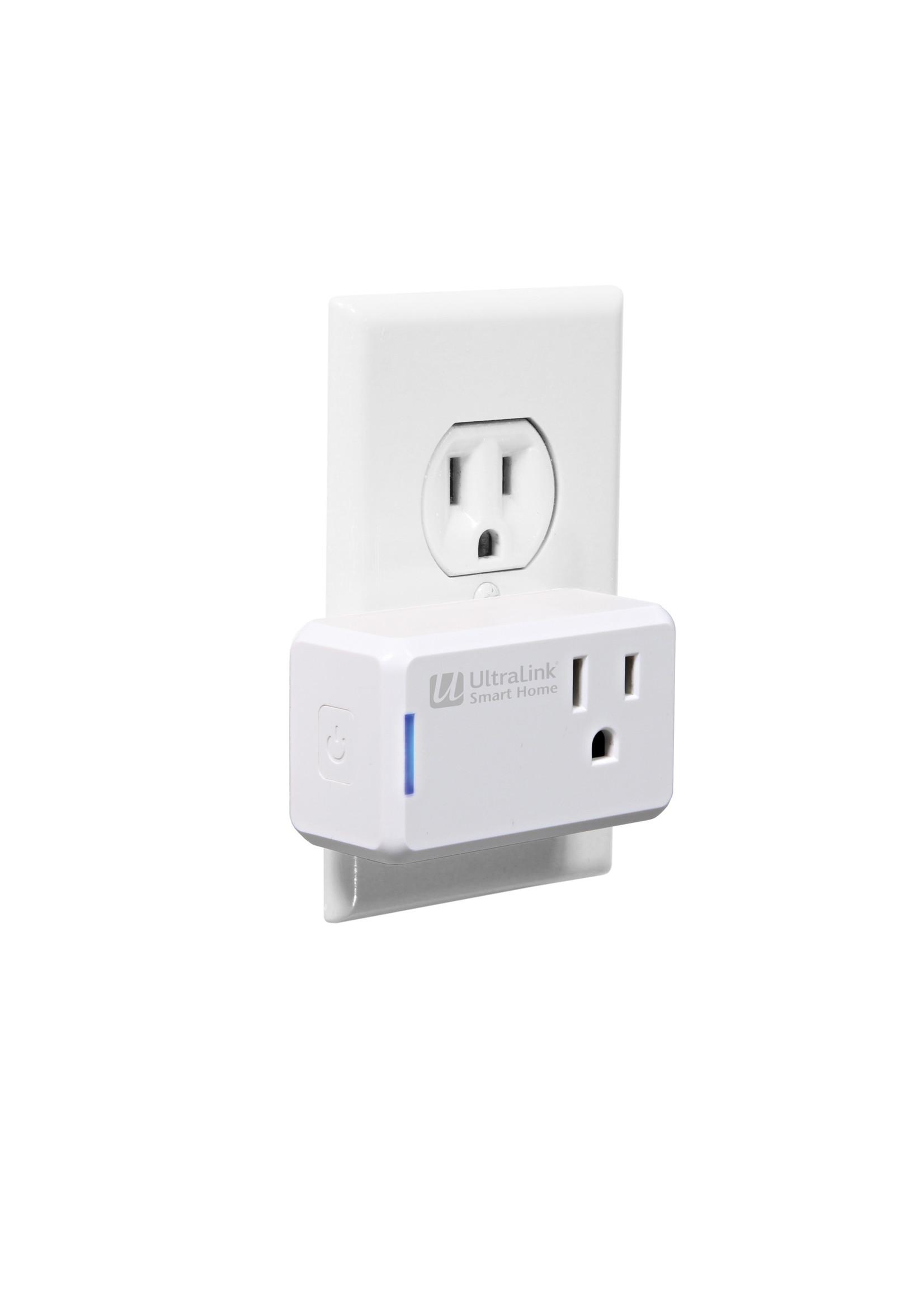 UltraLink ULTRALINK Slim Smart WiFi Plug