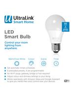 UltraLink Ultralink Smart WiFi Bulb LED