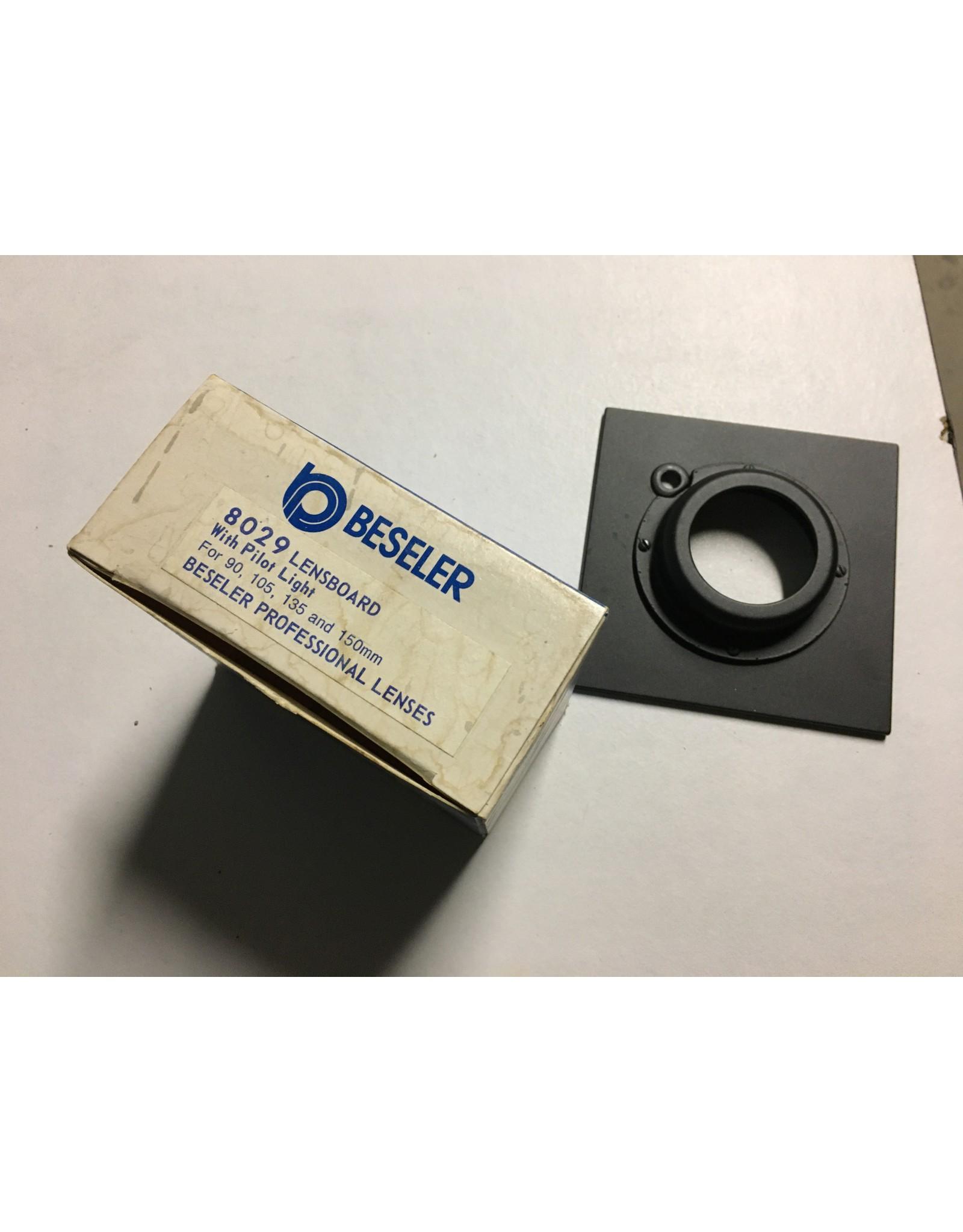Beseler Beseler Lens Board #8029