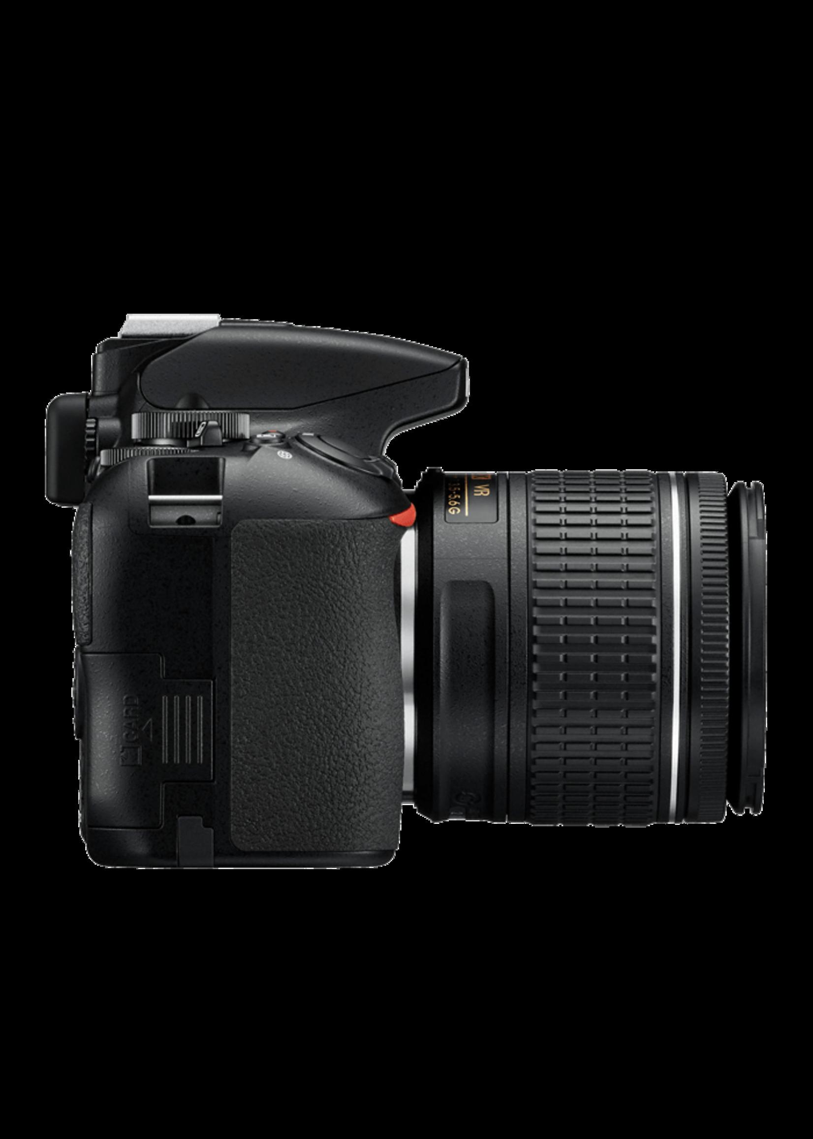 Nikon inc D3500 with 18-55 F/3.5-5.6G VR