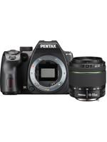 Ricoh/Pentax Pentax K-70 w/18-55mm Weather Resistant - Black