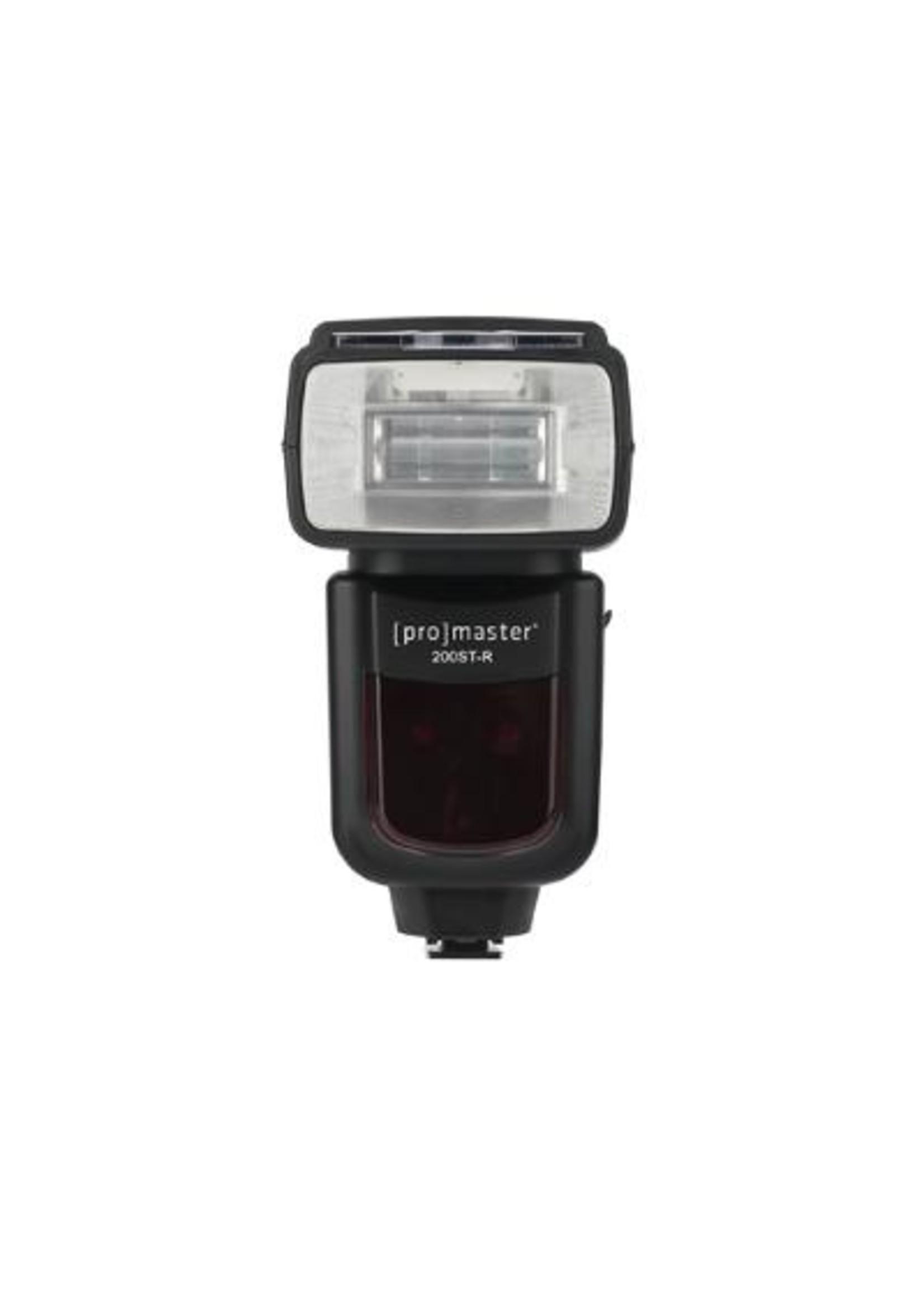 ProMaster ProMaster - 200ST-R SpeedLight - Canon