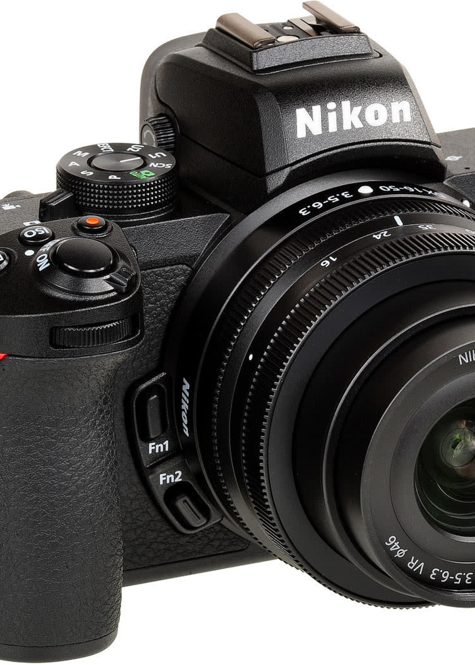 Nikon - Z 50 16-50mm Lens Kit