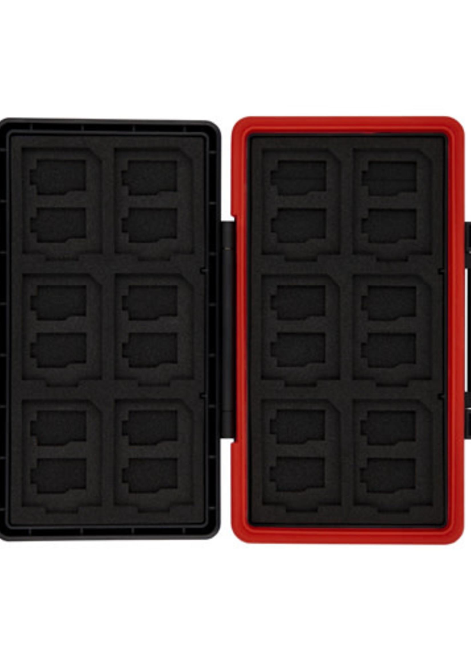 ProMaster ProMaster - Rugged Memory Case for SD & Micro SD