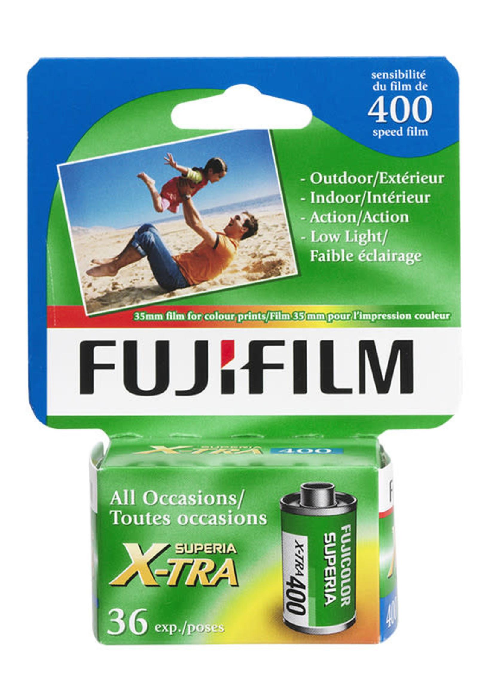 Superia 400 Color Film 135 / 36 Exposures 35mm