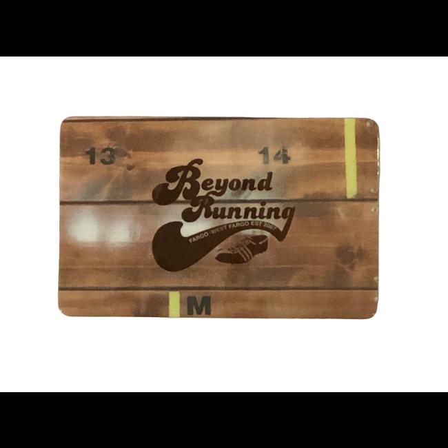 Beyond Running Gift Cards
