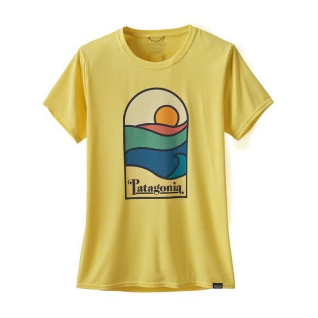 Patagonia Women's Capilene Cool Daily Graphic Tee