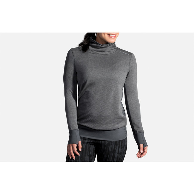 Brooks Women's Notch Thermal Long Sleeve