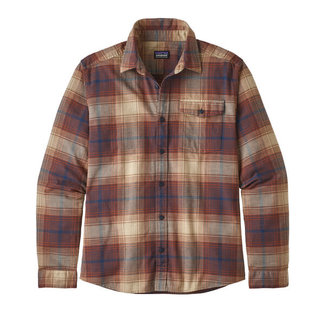 Patagonia Men's Lightweight Fjord Flannel Shirt