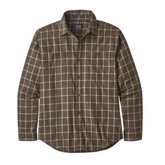 Patagonia M's LS Pima Cotton Shirt