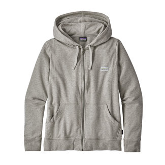 Patagonia Women's Pastel P-6 Label Ahnya Full Zip Hoody