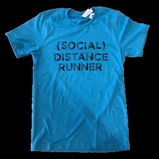 Beyond Running (Social) Distance Runner Tee