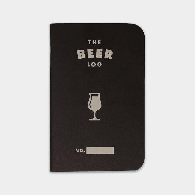 Word. Beer Log Book