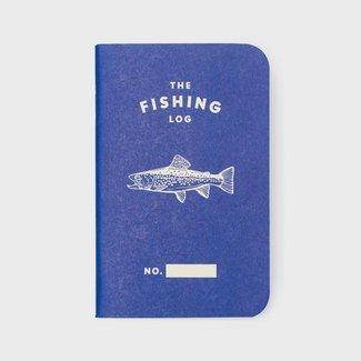 Word. Fishing Log Book