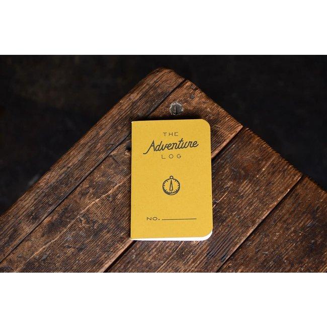 Word. Adventure Log Book