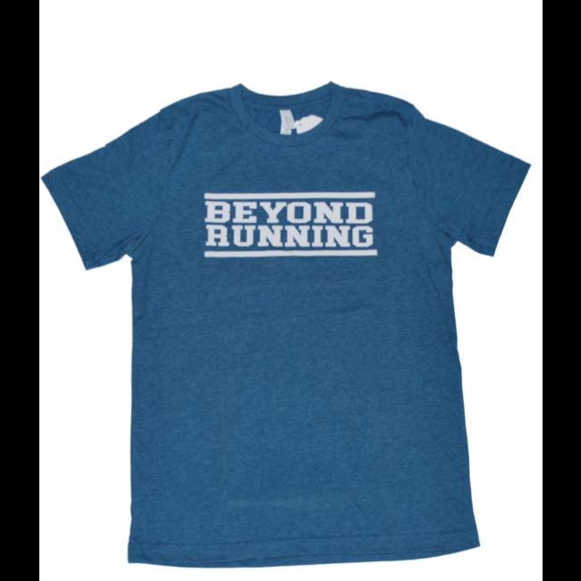 Beyond Running BR Block Tee