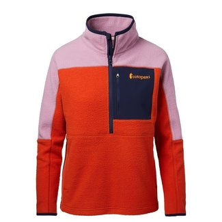 Cotopaxi Women's Dorado Half-Zip Fleece Jacket