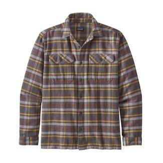 Patagonia Men's L/S Fjord Flannel Shirt