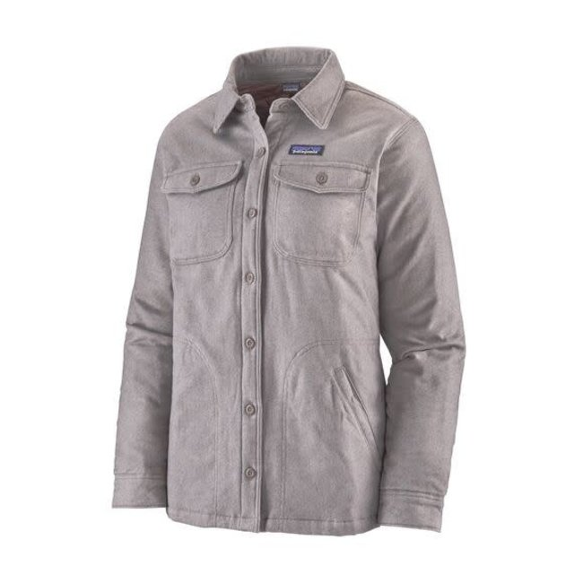 Patagonia Women's Insulated Fjord Flannel Jacket- FINAL SALE