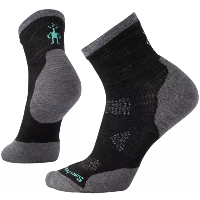 Smartwool Women's Run Cold Weather Mid Crew Socks
