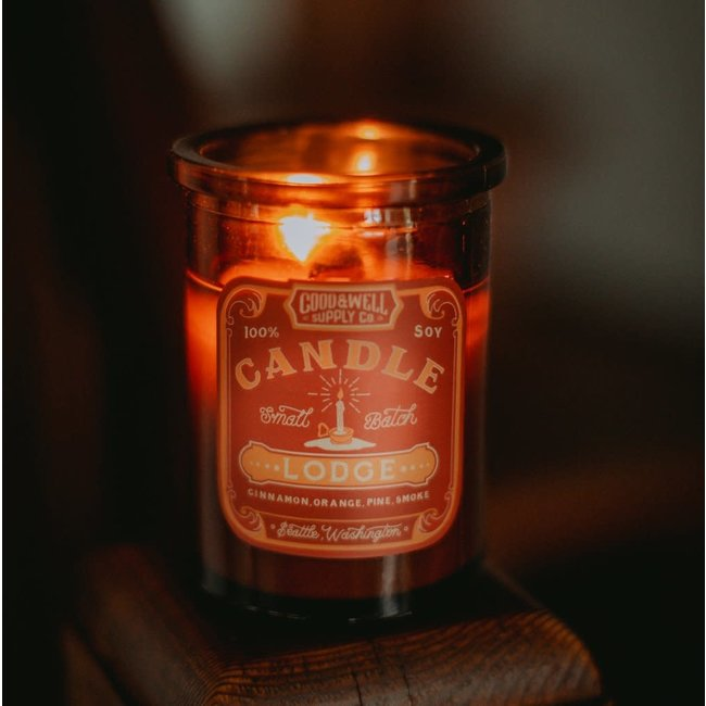 Good & Well Apothecary Candle