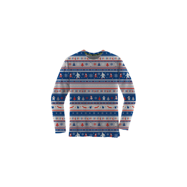 Brooks Men's Ugly Sweater Distance Long Sleeve