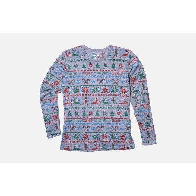 Brooks Men's Ugly Sweater Long Sleeve