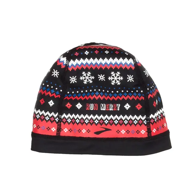 Brooks Ugly Sweater Beanie