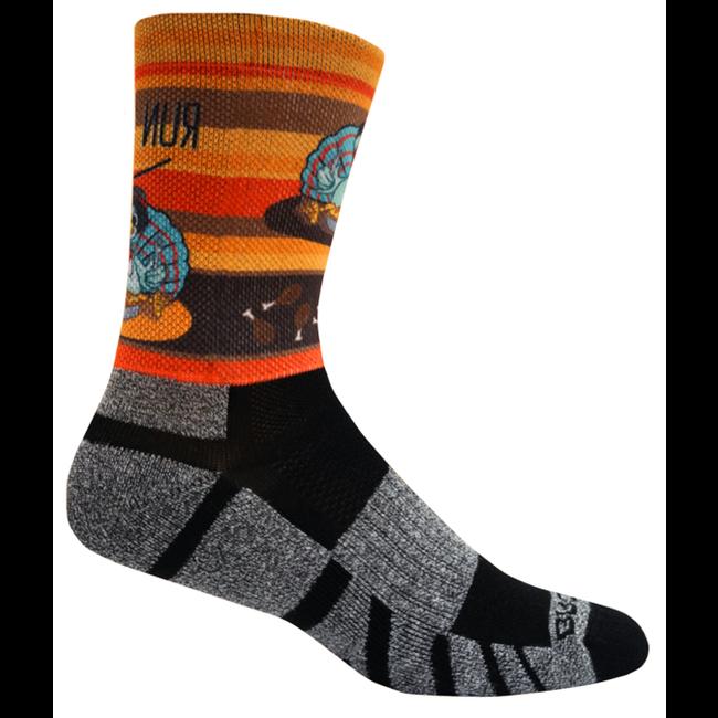 Brooks Thanksgiving Pacesetter Sock