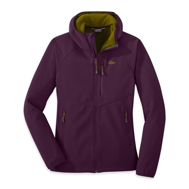 Outdoor Research Women's Ferrosi Grid Hoodie
