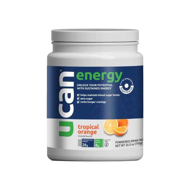UCAN Energy Powder 30 Serving Tub