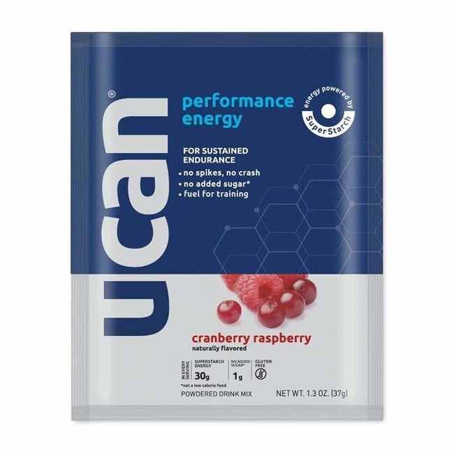 UCAN Performance Energy Single Serve Packet