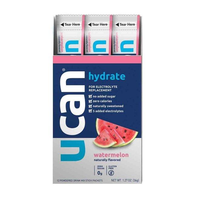 UCAN Hydrate Electrolyte Single Serve Packet