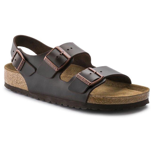 Birkenstock Milano Soft Footbed Amalfi Leather