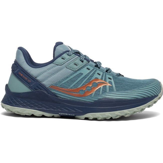 Saucony Women's Mad River TR 2