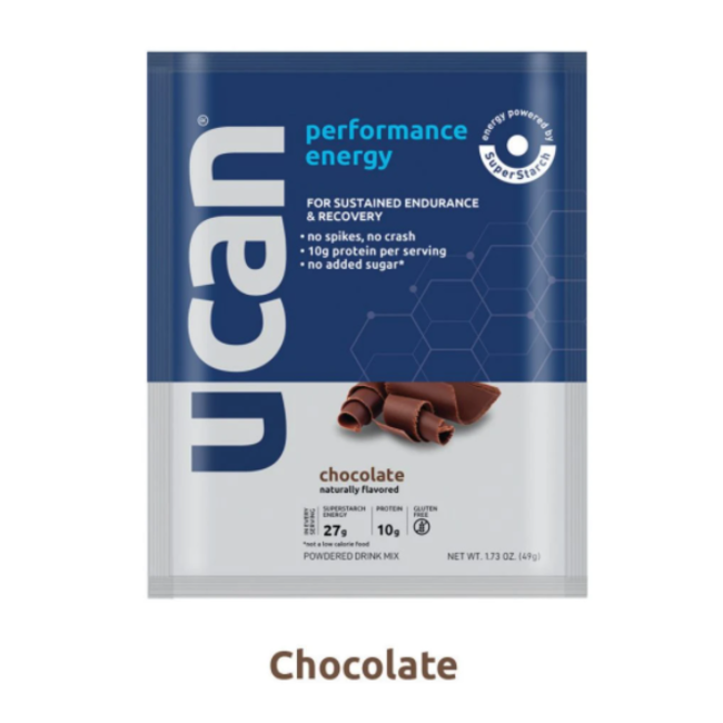 UCAN Performance Energy + Protein Drink Mix Single Serve Packet