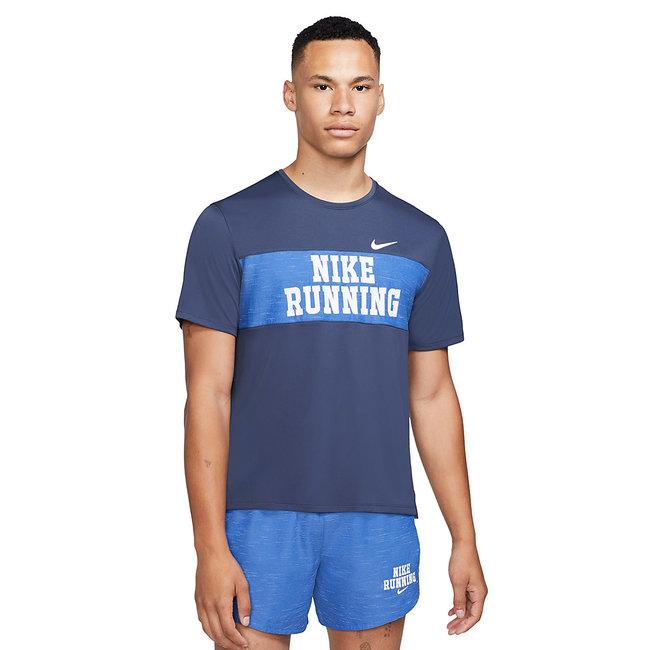 Nike Men's Dri-Fit Miler Heritage Tee