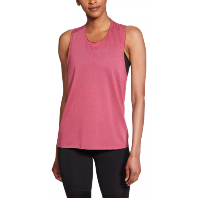 Nike Women's Yoga Dots Twist Tank