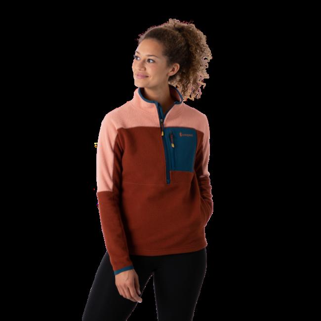 Cotopaxi Women's Abrazo Half-Zip Fleece Jacket