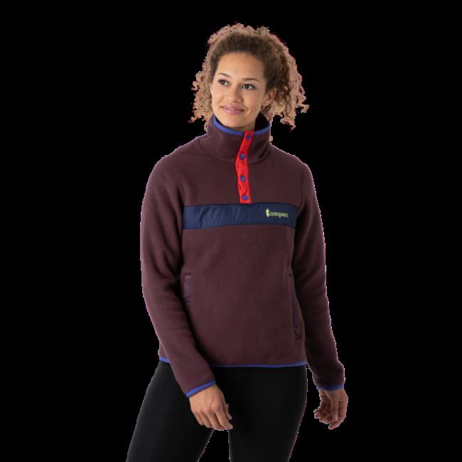 Cotopaxi Women's Teca Fleece Pullover