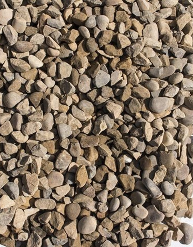 CLS Landscape Supply 20mm Tan Rock